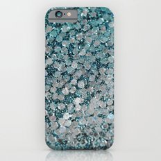 Mermaid Scales Aqua Sol Slim Case iPhone 6s
