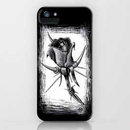 Tainted Love: Part I iPhone Case