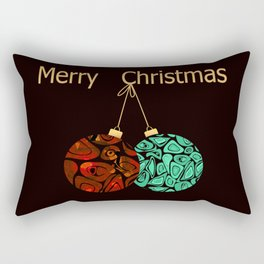 Christmas gift. Rectangular Pillow