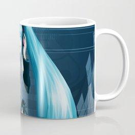 Vocaloid Hatsune Miku Coffee Mug