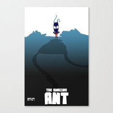 The Amazing Ant #2 Canvas Print