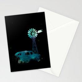Summer Night 3 Stationery Cards