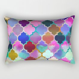 Marrakech Market (mix) Rectangular Pillow