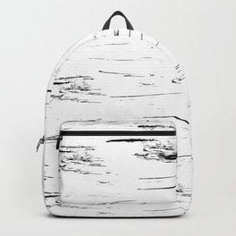 Brush Pattern Backpack