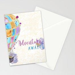Adventure Awaits... Stationery Cards