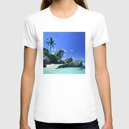 Seychelles Islands: Tropical Heaven T-shirt