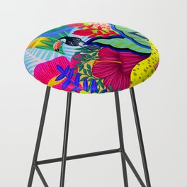 Jungle Party Animals Bar Stool