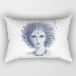 Leo Sign - Zodiac series by OccultArt Rectangular Pillow