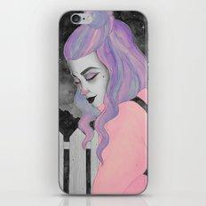 Melancolia iPhone & iPod Skin