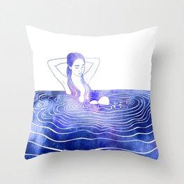 Nereid LXXVI Throw Pillow