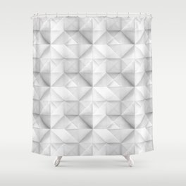 Unfold 2 Shower Curtain