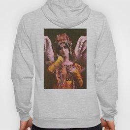 Decorative Vintage Angel Hoody