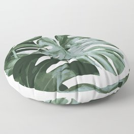 Tropical Botanicals  Floor Pillow