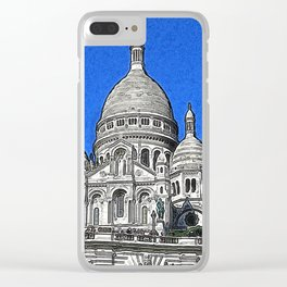Paris_20190402_by_JAMColors Clear iPhone Case