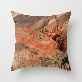 Neapolitan Landscape I Throw Pillow