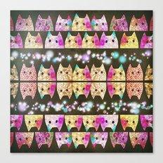 cat-101 Canvas Print