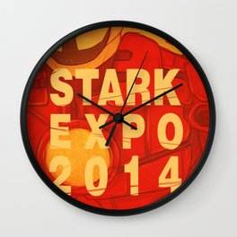 Expo Wall Clock