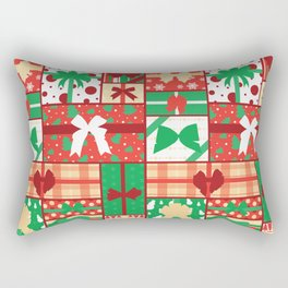 Presents Rectangular Pillow