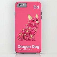 Dd - Dragon Dog // Half Dog, Half Dragon Fruit Tough Case iPhone 6 Plus