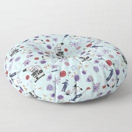 Science! Floor Pillow