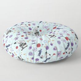 Science! Floor Pillow