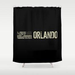 Black Flag: Orlando Shower Curtain