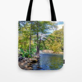 The Guadalupe Tote Bag