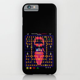 Karl's PaC MaN Couture iPhone Case