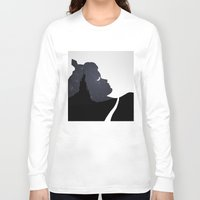 sleeping beauty Long Sleeve T-shirts featuring Sleeping Beauty by Rowan Stocks-Moore