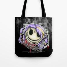 Totenknöpfin Tote Bag