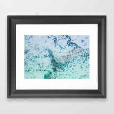 NATURAL SEA ART Framed Art Print