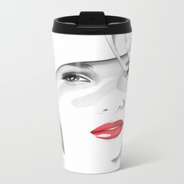 """Lais"" Metal Travel Mug"