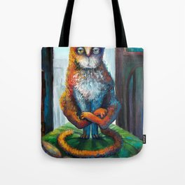 LOST in INDIA Tote Bag
