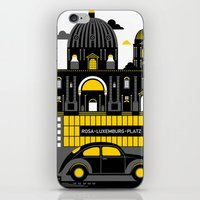 berlin iPhone & iPod Skins featuring Berlin by koivo