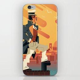 Corto Maltese iPhone Skin