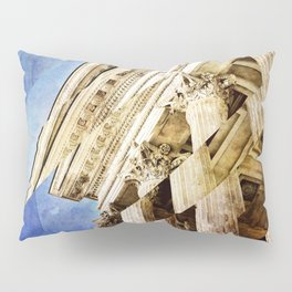 Pieces of Empire Deconstructed Pillow Sham