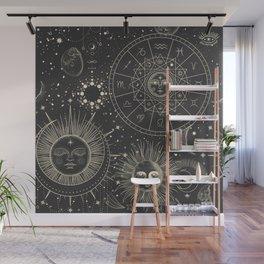 Magic patterns Wall Mural