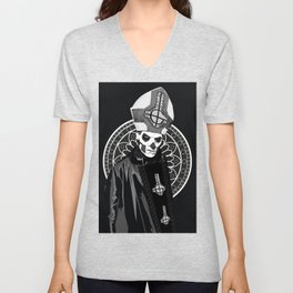 Your Infernal Majesty Unisex V-Neck