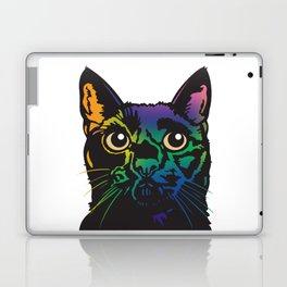 Rainbow Cat Laptop & iPad Skin