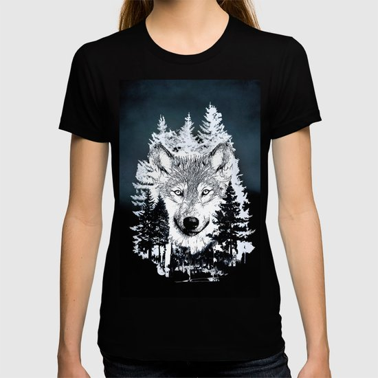 Forest Wolf Art by nadja1