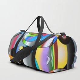 70's Flashback Duffle Bag