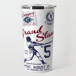 Varsity Baseball Team - Grand Slam Travel Mug
