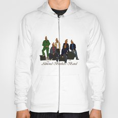 The Almond Brothers Band Hoody