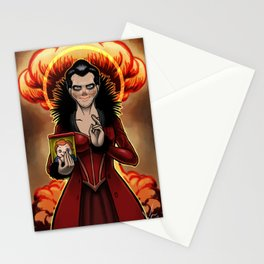 Our Lady of Perpetual Destruction Stationery Cards