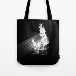 Still (b&w) Tote Bag