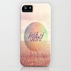 Field of Dreams  Slim Case iPhone (5, 5s)