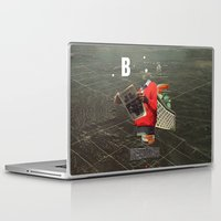 butterfly Laptop & iPad Skins featuring Butterfly by Frank Moth