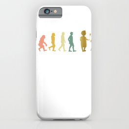 Barbecue Evolution iPhone Case