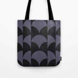 Cleo Pattern - Midnight Tote Bag