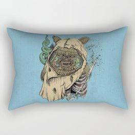 Zombwok Rectangular Pillow